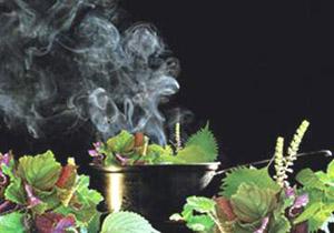 Cần đề phòng bỏng trong quá trình xông hơi.