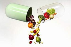 Nên bổ sung vitamin qua thực phẩm sẽ tránh được nguy cơ ngộ độc.