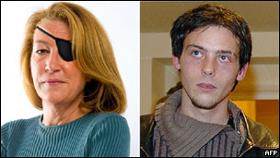 Hai phóng viên chiến trường Marie Colvin và Remi Ochlik vừa thiệt mạng tại Syria.