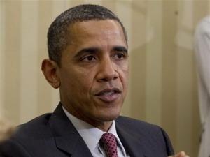 Tổng thống Mỹ Barack Obama. (Nguồn: AP)