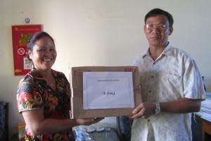 Công đoàn ngành GD&ĐT thường xuyên có các hoạt động xã hội, từ thiện nhân đạo; quan tâm, chia sẻ đối với CNVC-LĐ trong ngành.