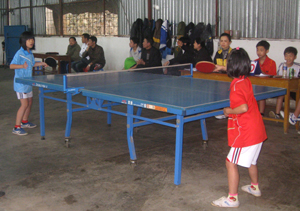 Trận chung kết đôi nữ gây được nhiều ấn tượng với người xem tại giải.