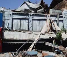 Trận động đất ở Chile là một trong những trận lớn nhất trong lịch sử.