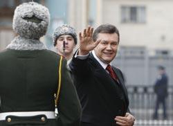Ông Yanukovich đang ra sức củng cố quyền lực