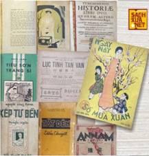 """Triển lãm """"Nét xuân trên những trang sách xưa""""."""
