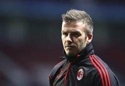 Beckham sẽ có niềm vui trọn vẹn trong lần trở về Old Trafford?