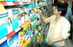 Quá nhiều loại sữa để người tiêu dùng lựa chọn.