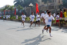 Nhiều môn thi đấu tại Đại hội TDTT toàn tỉnh đã được tổ chức trước khi diễn ra Đại hội.