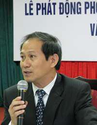 Ông Lưu Tiến Long.