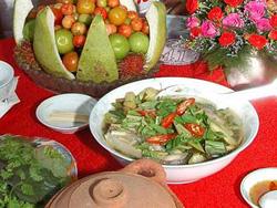 Canh chua- món ăn được ưa chuộng trong những ngày nắng nóng