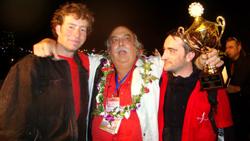 Đội Jacques Couturier Organistion đã đoạt Cúp vàng DIFC 2010