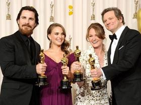 Bốn giải thưởng ở các hạng mục dành cho diễn viên thuộc về bốn bộ phim khác nhau, một bằng chứng cho thấy không có bộ phim nào thực sự nổi trội.