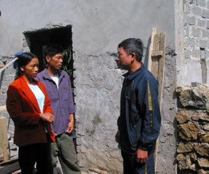 Hộ nghèo xã Hợp Hoà được hỗ trợ xây dựng nhà đại đoàn kết