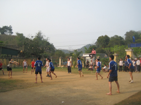 Xã Thung Nai (Cao Phong) phát triển mạnh phong trào thể thao quần chúng
