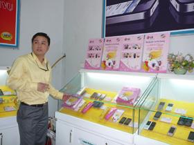 Dòng sản phẩm điện thoại LG có chương trình khuyến mãi quà tặng dành cho phái nữ nhân dịp 8.3