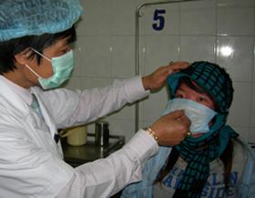 Thai phụ nhiễm rubella trong 3 tháng đầu thai kỳ, thai di dễ bị dị tật