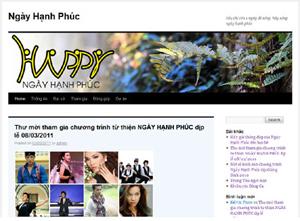 Trang web của chương trình