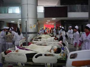 Vẫn còn 33 công nhân đang nằm điều trị tại bệnh viện