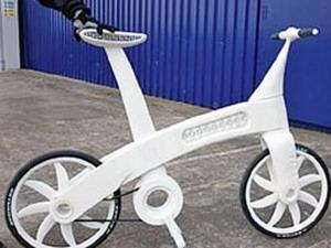Chiếc xe đạp không khí Airbike.