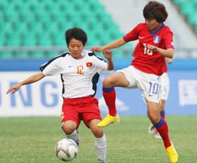 Tuyển nữ Việt Nam khởi đầu vòng loại đầy thuyết phục.