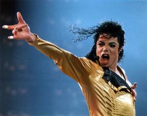 Ngôi sao nhạc Pop Michael Jackson
