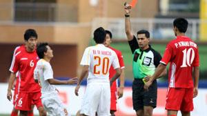Trọng tài ngoại sẽ có mặt ở V-League 2012?