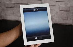 iPad mới xuất hiện tại Việt Nam khiến giới công nghệ trong và ngoài nước bất ngờ.