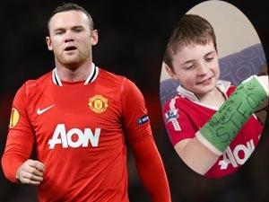 Rooney đã lên tiếng xin lỗi Jamie Thomas. (Nguồn: Daily Mail)