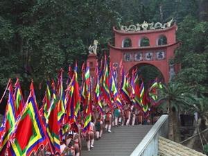 Lễ hội Đền Hùng. (Nguồn: Internet)