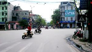 Việc lắp đặt hệ thống camera giám sát tại ngã tư giao cắt giữa đường Chi Lăng và đường Cù Chính Lan đã góp phần nâng cao ý thức chấp hành pháp luật về TTATGT của các tầng lớp nhân dân.