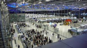 Lượng khách qua sân bay Suvarnabhumi năm 2012 đạt kỷ lục 51,4 triệu lượt.
