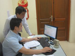 Phòng quản lý vận tải (Sở GT-VT) duy trì việc tổng hợp dữ liệu thông qua TBGSHT để phục vụ công tác quản lý vận tải và đảm bảo TTATGT.