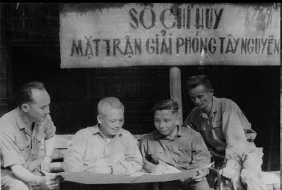 Vai Tro Quan Trọng Của Cong Tac Chỉ đạo Trong Chiến Dịch Tay Nguyen 1975