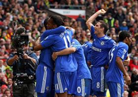 Chelsea tạm chiếm thế thượng phong sau chiến thắng trong trận