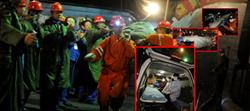 Lực lượng cứu hộ cũng vỗ tay khi nhiều người vẫn còn sống được đưa ra ngoài