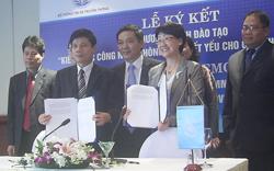 Hệ thống lãnh đạo Việt Nam sẽ được nâng cao năng lực CNTT
