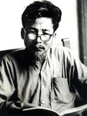 Chân dung nhà văn Nguyên Hồng