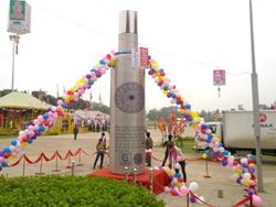 Chai rượu khổng lổ do Công ty Cổ phần AVINAA chế tạo