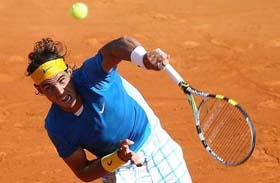 6 lần liên tiếp vô địch Monte Carlo, Nadal ghi tên mình vào lịch sử .