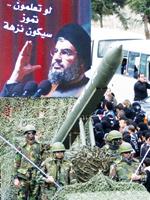 Hiện Hezbollah sở hữu một số loại tên lửa tầm ngắn.