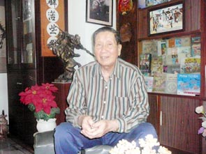 Nhạc sỹ Phạm Tuyên.