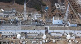 Những hình ảnh mới nhất về nhà máy điện hạt nhân Fukushima I