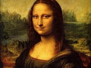 Bức họa Mona Lisa. (Nguồn: Internet)