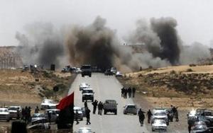 Libya đang cáo buộc không quân Anh tấn công vào các mỏ dầu lớn của nước này.