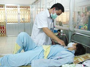Điều trị cho bệnh nhân nhiễm cúm A/H1N1 tại Hà Nội
