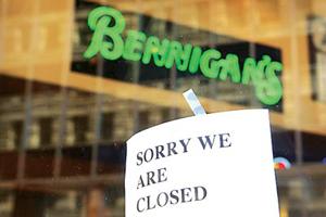 Một nhà hàng ở Chicago, Mỹ đóng cửa do kinh doanh ế ẩm