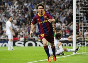 Ngôi sao người Argentina hoàn tất cú đúp ở cuối trận