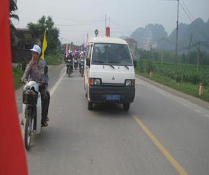 Diễu hành hưởng ứng Ngày thê giới phòng chống Sốt Rét tại Xã Cao Dương – Lương Sơn