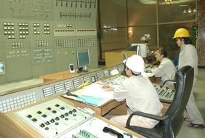 Nhà máy thủy điện Hòa Bình với 8 tổ máy phát điện có công suất 1.920 MW  đáp ứng nhu cầu điện tiêu dùng và sản xuất.