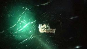 Lực lượng cứu hộ tìm kiếm thủy thủ đoàn mất tích